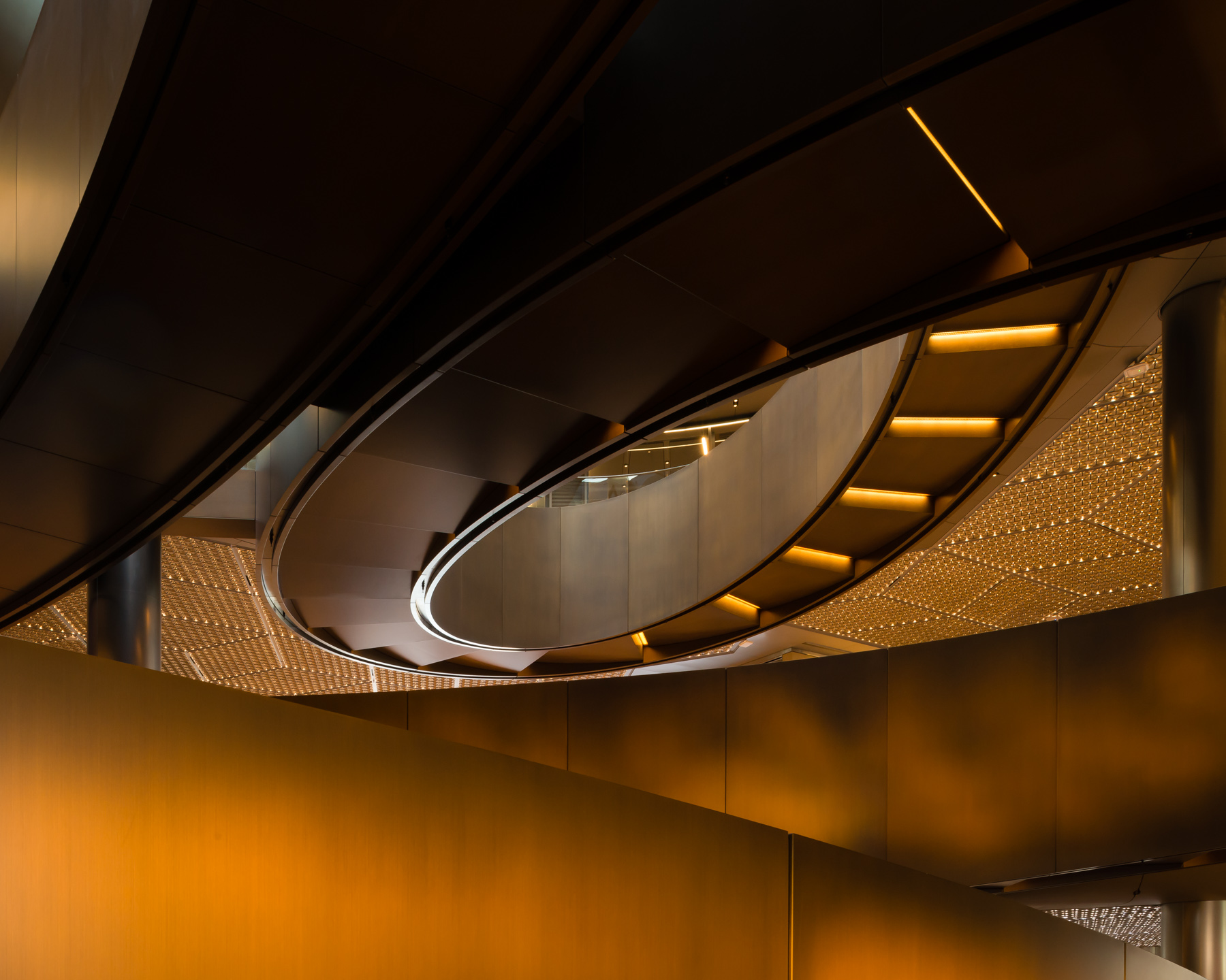 Bloomberg London - Bill Amberg Studio